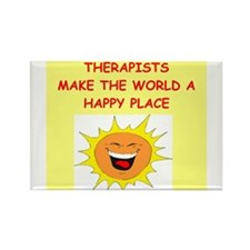Therapists Rectangle Magnet (100 pack)