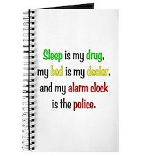 Sleep is my drug Journal
