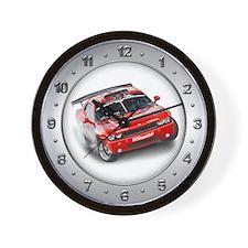 Challenger Drift Wall Clock