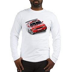 Challenger Drift Long Sleeve T-Shirt