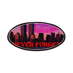 NEVER FORGET 09-11-2001 Patches