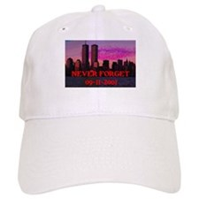 NEVER FORGET 09-11-2001 Baseball Cap