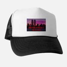 NEVER FORGET 09-11-2001 Trucker Hat