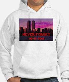NEVER FORGET 09-11-2001 Hoodie