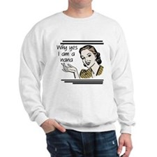 Retro Nana Sweatshirt