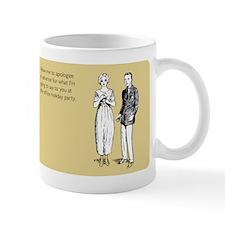 Office Holiday Party Mug