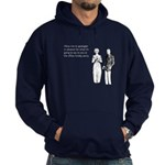 Office Holiday Party Hoodie (dark)