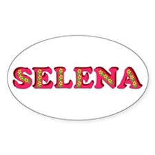 Selena Decal