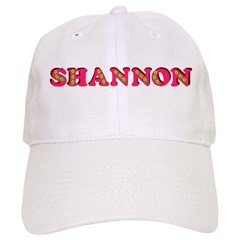 Shannon Baseball Cap