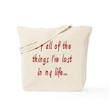 I Miss My Mind Tote Bag