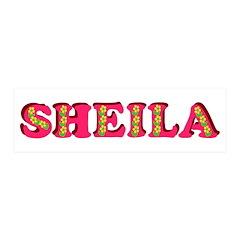 Sheila 21x7 Wall Peel