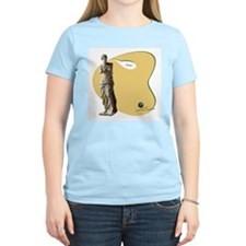 Venus de Knitting T-Shirt