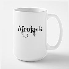 Afrojack Large Mug