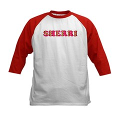 Sherri Kids Baseball Jersey