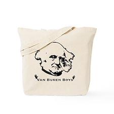 Van Buren Boys Tote Bag