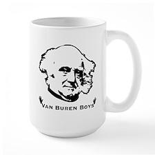 Van Buren Boys Mug