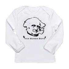 Van Buren Boys Long Sleeve Infant T-Shirt