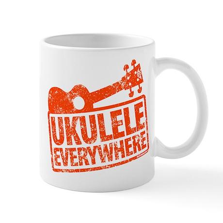 Ukulele Everywhere Mug