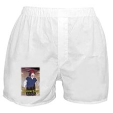 Laughing Sally Full Boxer Shorts