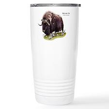 Musk Ox Travel Mug