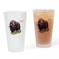 Musk Ox Drinking Glass
