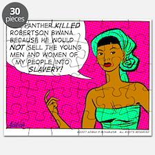 ...Into Slavery! Puzzle