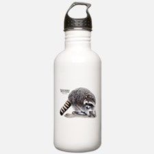 Northern Raccoon Water Bottle