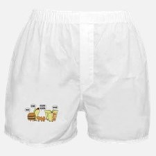 Cats and Dogs Boxer Shorts
