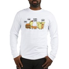 Cats and Dogs Long Sleeve T-Shirt