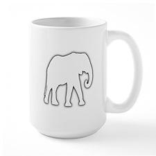 White Elephant Gift Christmas Gag Joke Mug