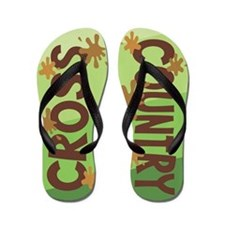 Cross Country Mud and Grass Flip Flops