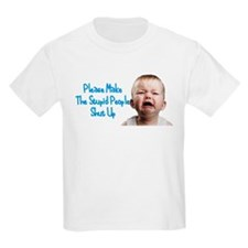 Tell people to shut up T-Shirt