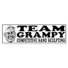 Team Grampy Bumper Sticker