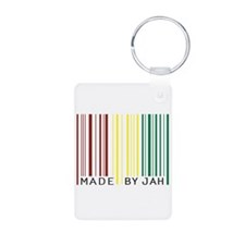 made by jah Keychains