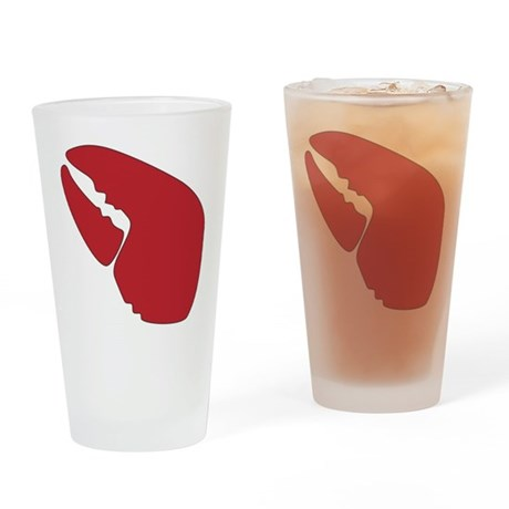 Monster Claw Drinking Glass