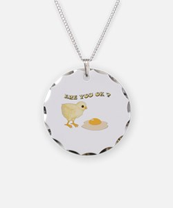 Are you O.K ? Necklace