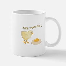 Are you O.K ? Small Small Mug