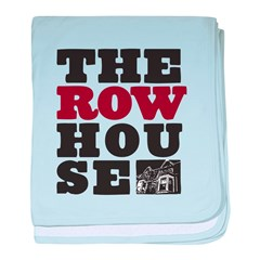 The Row House baby blanket