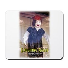 Laughing Sally Full Mousepad