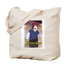 Laughing Sally Full Tote Bag