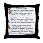 Twas the Night ... Throw Pillow