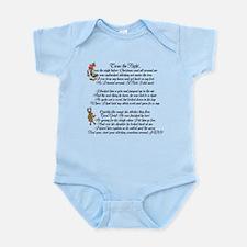 Twas the Night ... Infant Bodysuit
