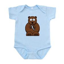 Bear Infant Bodysuit