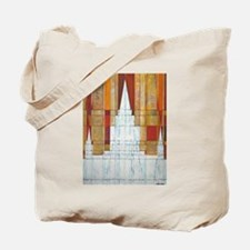 Unique Temples and churches Tote Bag