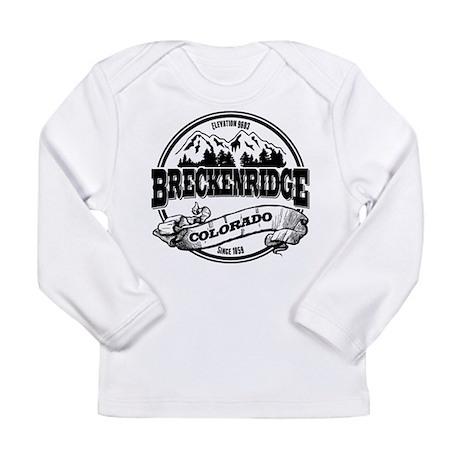 Breckenridge Old Circle 3 Long Sleeve Infant T-Shi