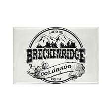 Breckenridge Old Circle 3 Rectangle Magnet