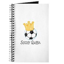 Soccer Queen Journal