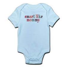 Smart Like Mommy Infant Bodysuit