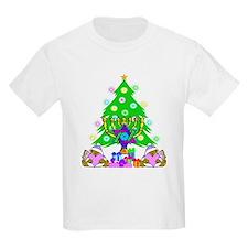 Hanukkah and Christmas Family T-Shirt