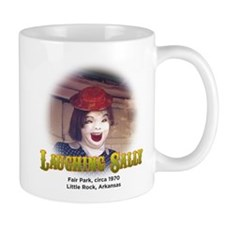 Laughing Sally Head Shot Mug